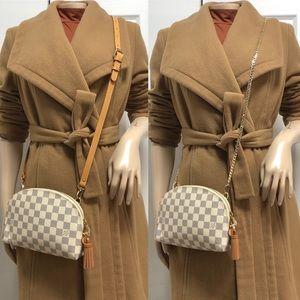 Louis Vuitton Damier Azur Cosmetic Pouch GM